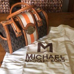 Michael Kors satchel. New condition.